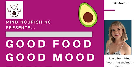 Good Food Good Mood- Blue Monday tickets