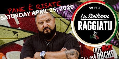 Pane E Risate Comedy Show tickets