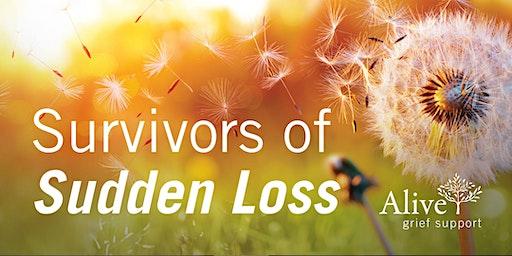 Survivors of Sudden Loss Support Group - Franklin