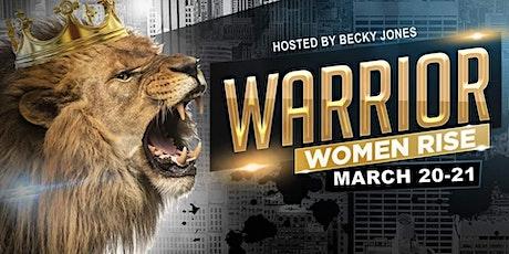 Warrior Women Rise 2020 tickets