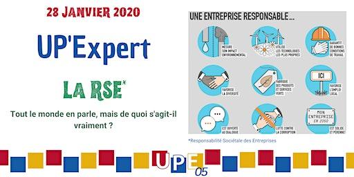 UP'Expert | RSE : Améliorer la performance de son entreprise
