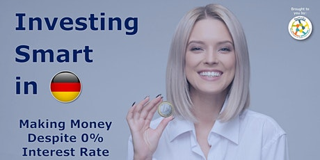 Investing Smart in Germany Tickets