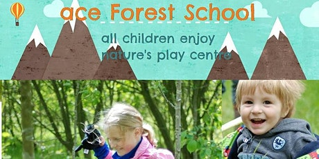 Forest toddler play group (Thursday) tickets