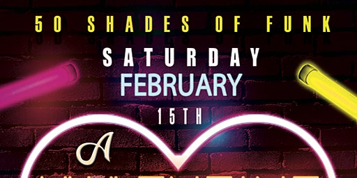 50 Shades of Funk PRE-SALE