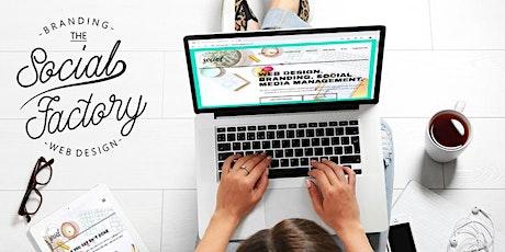SECOND DATE - Social Media 'WERK'Shop w/TheSocialFactory.ca tickets