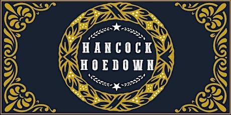 Hancock Hoedown! tickets