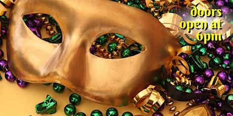 Mardi Gras/Masquerade Party tickets