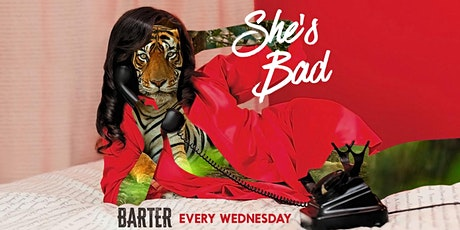 She's Bad - A Wild Ladies Night tickets