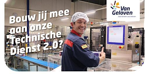 van Geloven - Tech Event - Tilburg