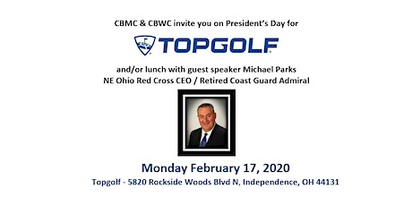 Topgolf Luncheon with Michael Parks tickets