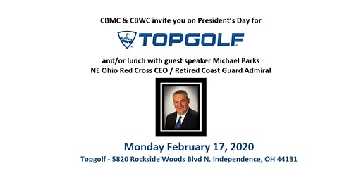 Topgolf Luncheon with Michael Parks