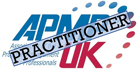 APMP Practitioner (Day 1) Workshop - Manchester - 21 Oct 20 tickets