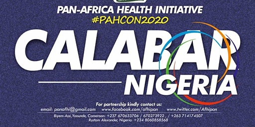 PAN-AFRICA HEALTH CONFERENCE (#PAHCON2020)