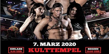 Wrestlingkult 15 - Früh Choppen 2020 Tickets