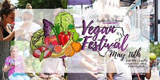 Fayetteville's 3rd Annual Vegan Festival