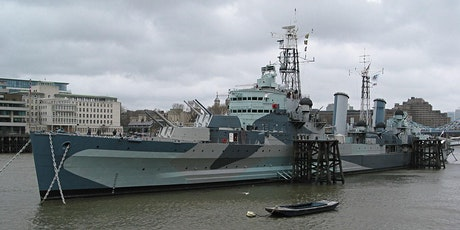 Visit to HMS Belfast tickets