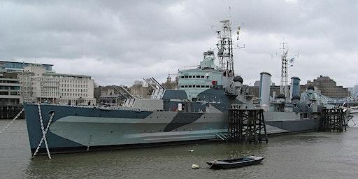 Visit to HMS Belfast
