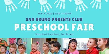 San Bruno Parents Club 2020 Preschool Fair tickets