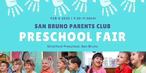 San Bruno Parents Club 2020 Preschool Fair