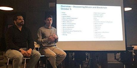 Unlock Blockchain Technology - Blockchain Courses for Beginners (January, 2020) tickets