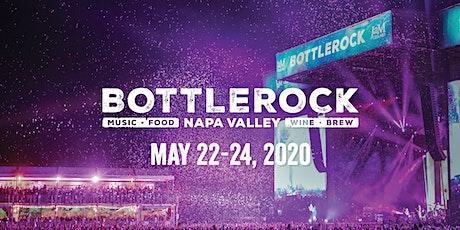 BOTTLEROCK BUS PROGRAM 2020 tickets