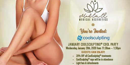 January CoolSculpting® Cool Party