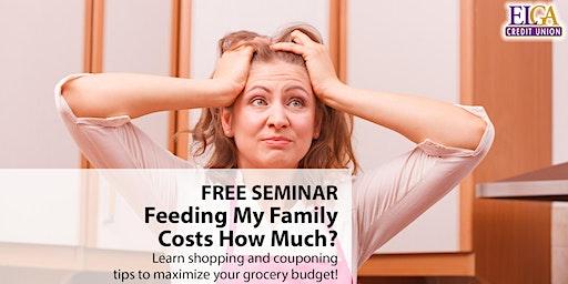 Feeding My Family Costs How Much? - Davison