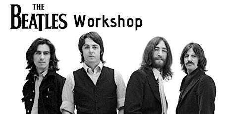 The Beatles Workshop at School of Rock tickets