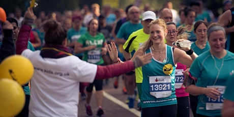 Royal Parks Half Marathon for KIDS Charity tickets