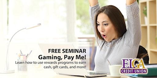 Gaming, Pay Me! - Davison