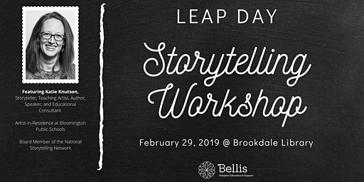 Leap Day Storytelling Workshop