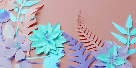 Papercraft Workshop with Maggie McCabe tickets