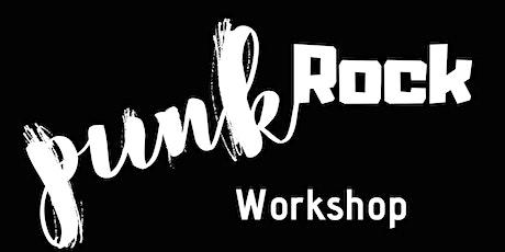 Punk Rock Workshop at School of Rock tickets