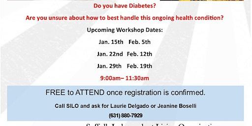 FREE 6 Week Diabetes Education Workshop Series