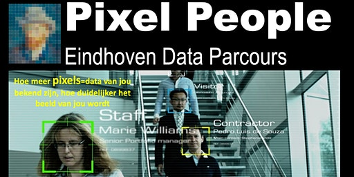 Try-out Pixel People - Eindhoven Data Parcours
