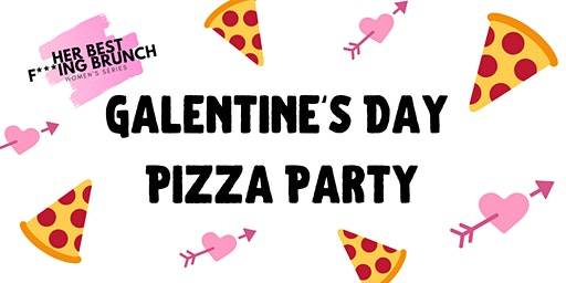 Galentine's Day Pizza Party! #LEGGINGSANGLIZZO