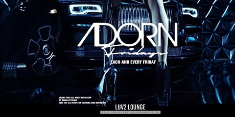 Adorn Friday's tickets