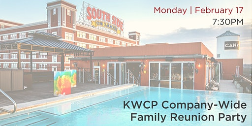 KWCP Company-Wide Party at Family Reunion