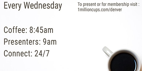 1 Million Cups Denver tickets
