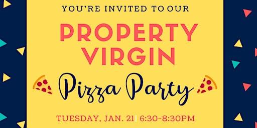 Property Virgin Pizza Party!