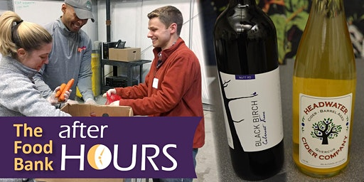 The Food Bank After Hours: Where social hour meets social responsibility