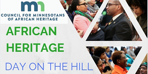 2020 African Heritage Day on the Hill