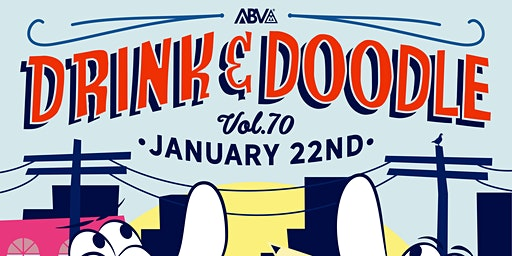 Drink and Doodle Vol. 70