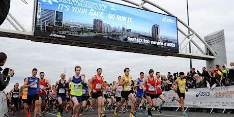 Manchester Marathon for KIDS Charity tickets