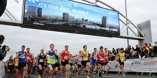 Manchester Marathon for KIDS Charity