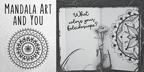 Mandala, Art, and You – What Colors Your Kaleidoscope? tickets
