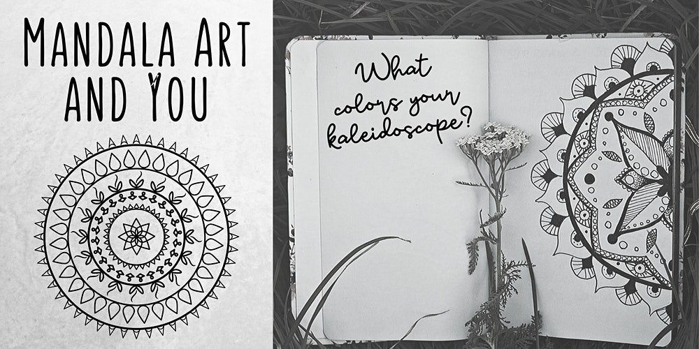 Mandala Art And You What Colors Your Kaleidoscope