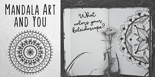 Mandala, Art, and You – What Colors Your Kaleidoscope?