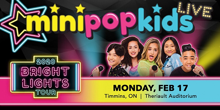 MINI POP KIDS Live: Bright Lights Tour image
