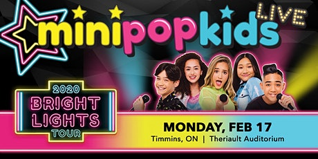 MINI POP KIDS Live: Bright Lights Tour tickets